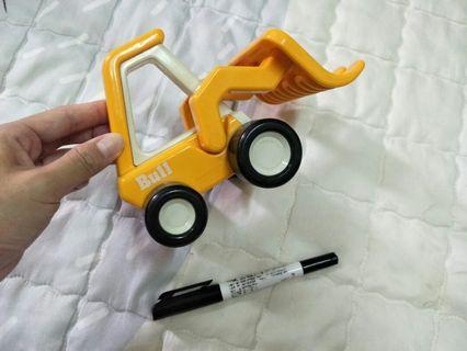 🚚 玩具車 #轉轉抽喇叭