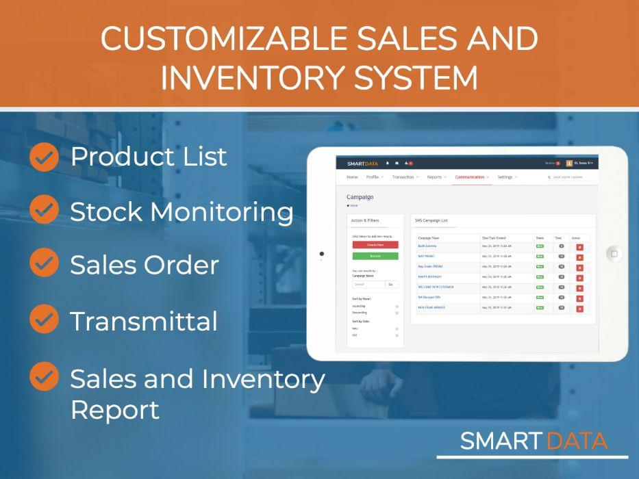 Inventory Management System with Accounting and