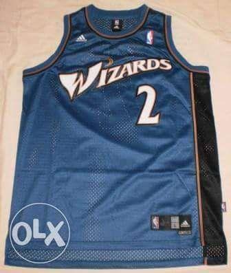 quality design 224d0 4b787 nba jersey John Wall rookie Washington Wizards away, Babies ...