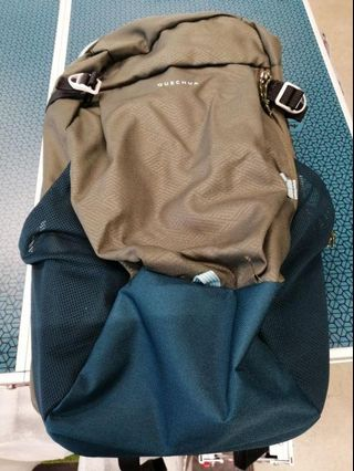 caaff9f5ad46 quechua backpack | Men's Fashion | Carousell Philippines