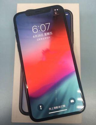 Apple iPhone X 256g 太空灰