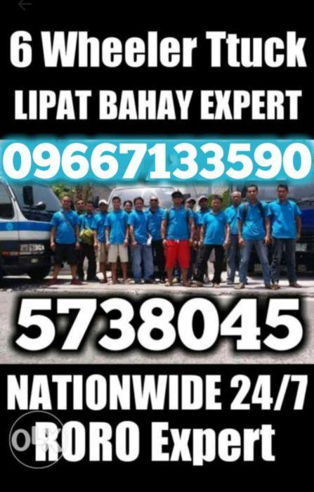 lipat bahay truc for rent wing van closed boom truck nationwide