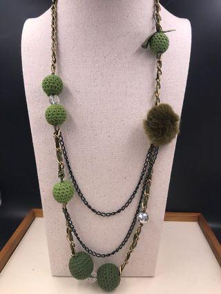 出口歐美 人造首飾 -  頸錬 (EXPORT Europe / USA Fashion Jewellery Long Necklace) About 80cm
