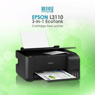 Epson L3110 Specification