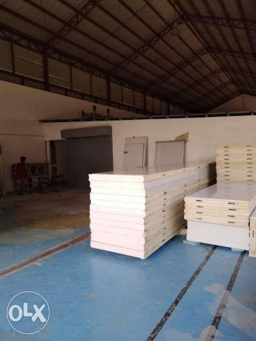 Pu panel For cold storage, Construction & Industrial