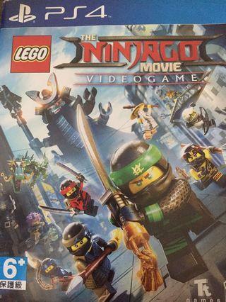 Lego ninja go 中文版