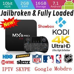 Smart Android TV Box FullyLoaded Premium Config on Carousell
