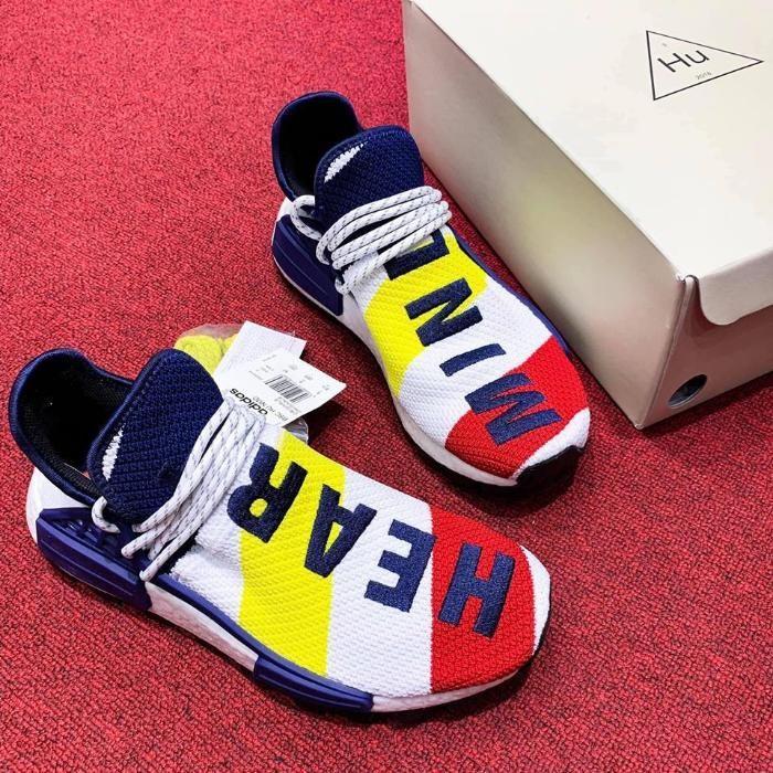 new arrival bcc52 8f53e Adidas NMD Human race Billionaire Boys Club Heart Mind on ...