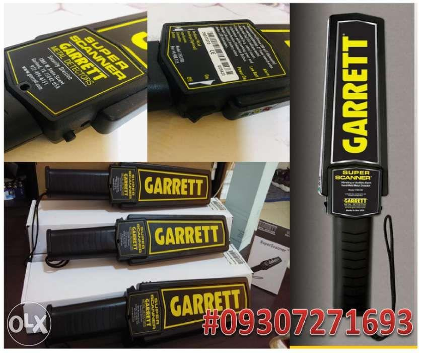 Original Garrett Metal Detector with 6 months warranty on Carousell