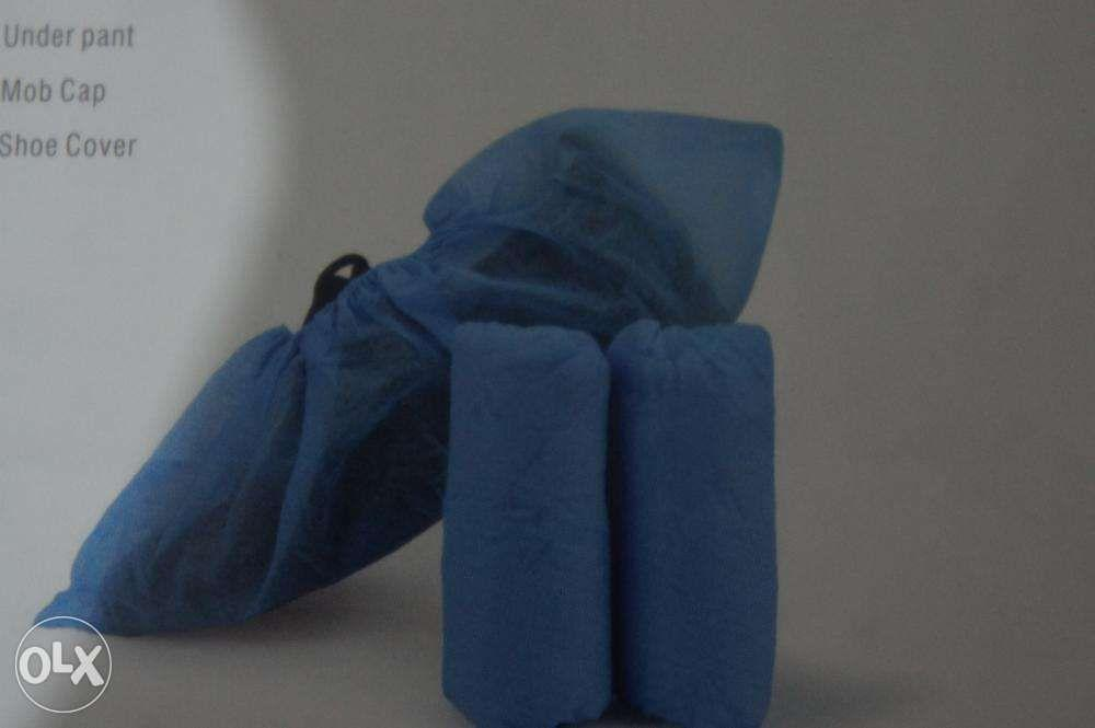 SUPPLIER of DISPOSABLE isolation gown patient gown mob cap face mask