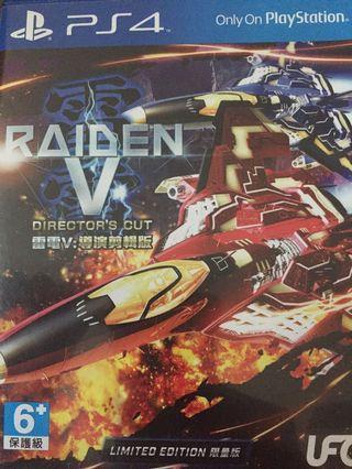 雷電5 Raiden 5 中文版