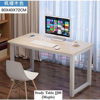 (JJ80) Free delivery Office computer desk table
