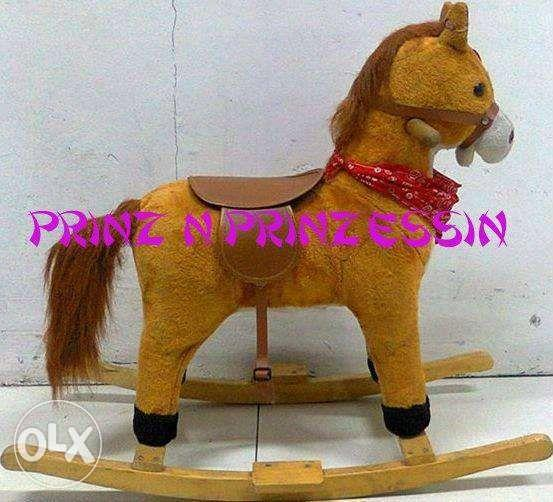 Rocking Horse Big and Small on Carousell