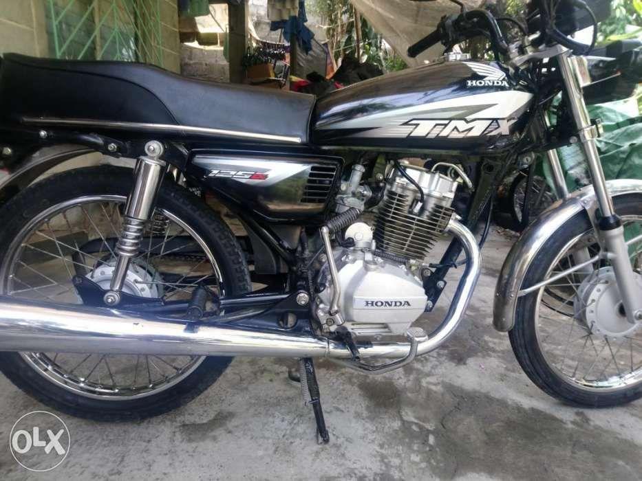 Honda Tmx 125 Alpha  Motorbikes  Motorbikes For Sale On Carousell