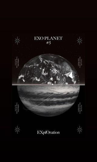 [FAST PREORDER] EXO PLANET 5 EXplOration OFFICIAL GOODS MERCHANDISE