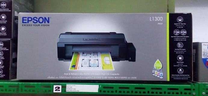 epson L1300 - View all epson L1300 ads in Carousell Philippines
