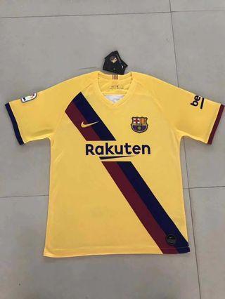 Barcelona Away 19/20