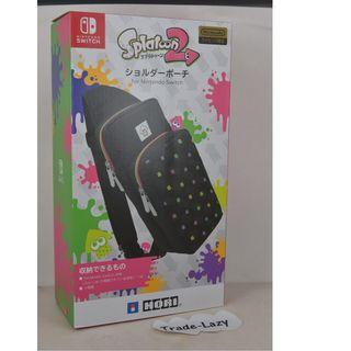 (全新) NS Switch Splatoon 2 漆蛋大作戰 單肩背包 (日版, HORI) - 單肩 背包 袋 背嚢 shoulder pouch bag