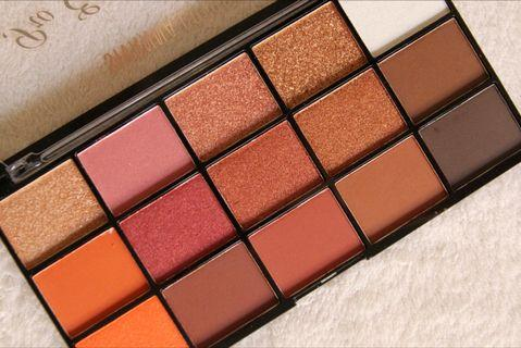 Sivanna Colors Pro Extra Eye Palette No. 2