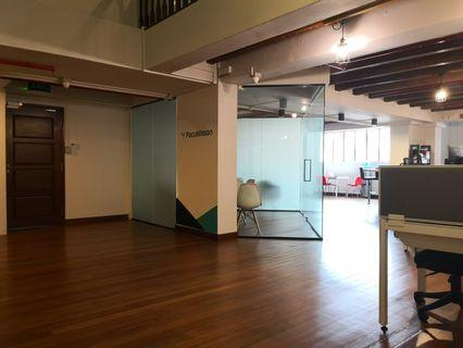 CDB Shophouse Office Space for Lease