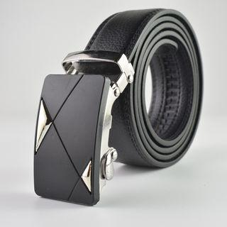 Automatic Leather Belt