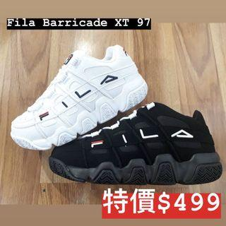 🇰🇷韓國直送 Fila Barricade XT 97 Vintage Dad Shoes 復古增高鞋