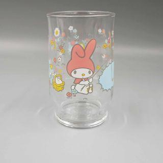 1976 SANRIO My Melody 玻璃杯