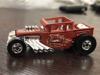 Hot Wheels Loose Bone Shaker Shook!