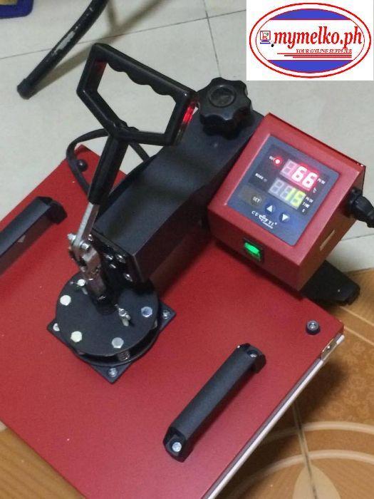 6 in 1 Heat Press Machine on Carousell