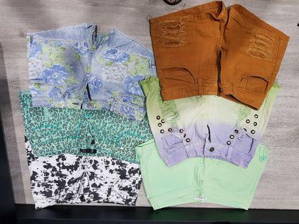 🚚 Demin shorts