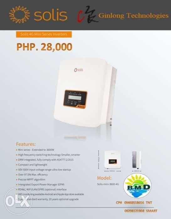 3kw inverter Solis on Carousell