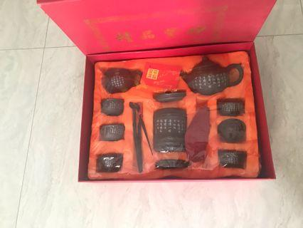 Brand New Antique Chinese Tea Set for sale @$100