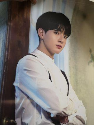[Ready Stock] BTS 5th Muster Official Poster (rolled)