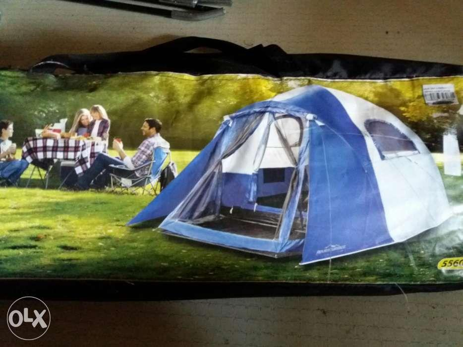competitive price c964a d20c9 Adventuridge 4 person tent with front porch, Sports ...