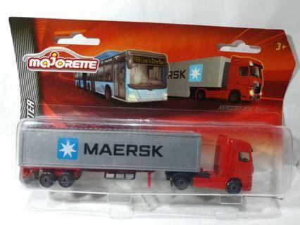 Rajorette Maersk長車