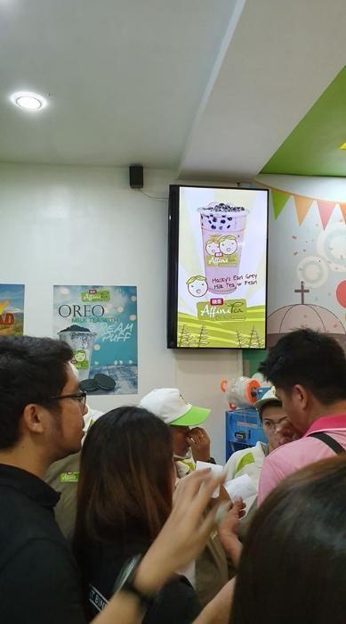 milk business pos starter package for 29kplus