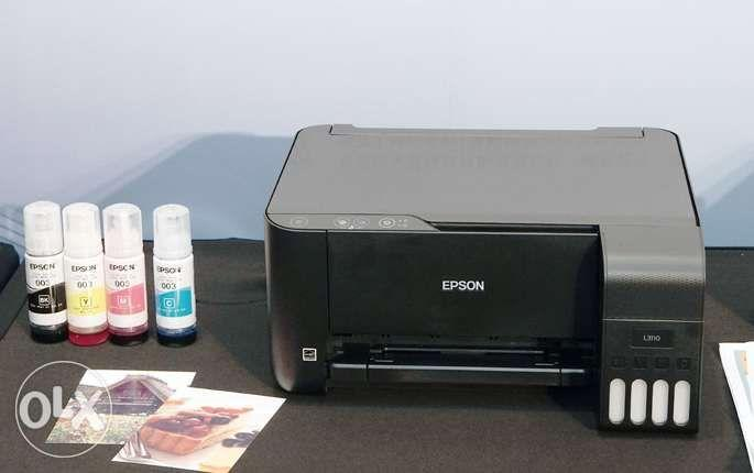 How To Install Epson L3110 Printer With Cd
