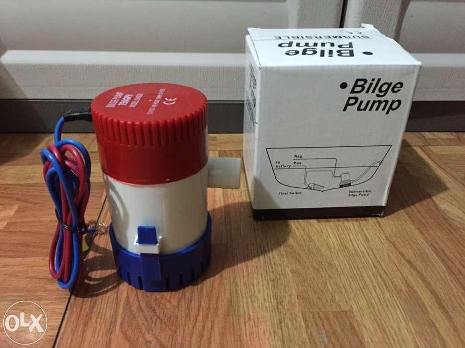 12VDC Bilge Pump