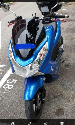 Cheap Honda PCX 150 4 years 5 month