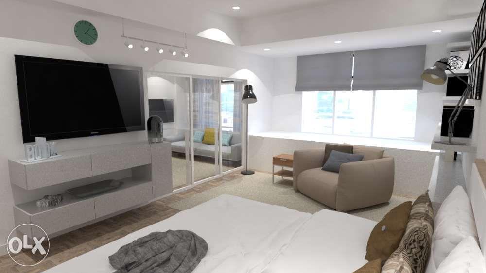Interior Contractor - Interior Designer - Furniture - Kitchen Cabinet