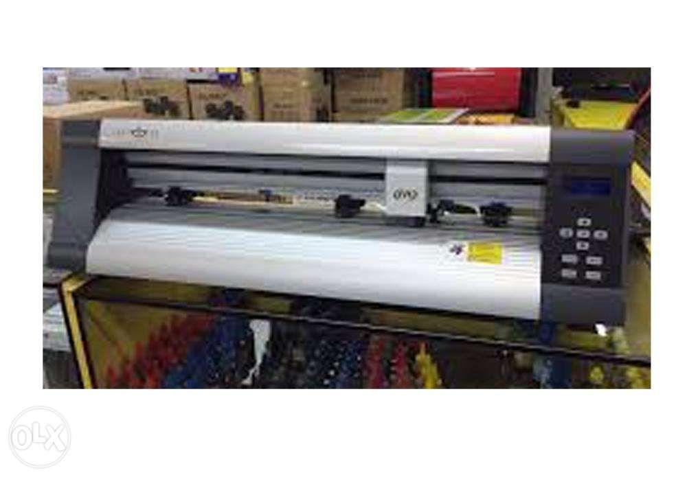 Cuyi Mg630 Cutter Plotter W Contour Cutting With Signmaker