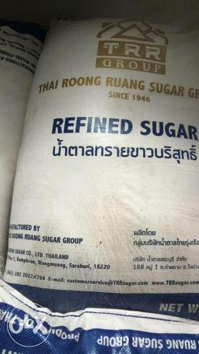 Refined White Sugar 50kg Per Sack, Food & Drinks on Carousell