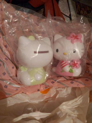 Hello Kitty 擺設'