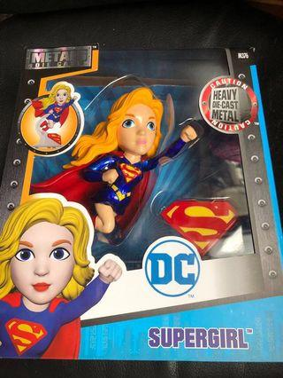 Supergirl metals die cast 合金 Q版 figure M376 Jadatoys