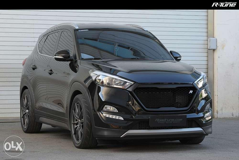 20172019 Tucson All New Tucson Roadruns Grill on Carousell