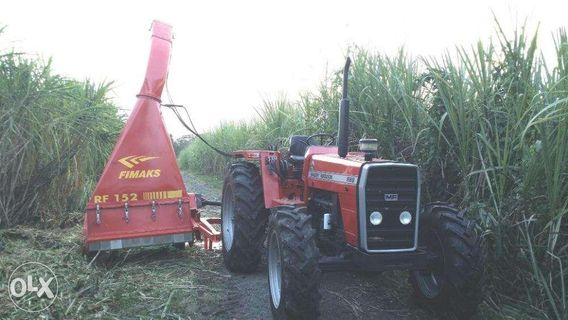 Fimaks Single Chop Forage Harvester TRACTORCO