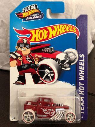 Hot Wheels Exclusive Indonesia Bone Shaker