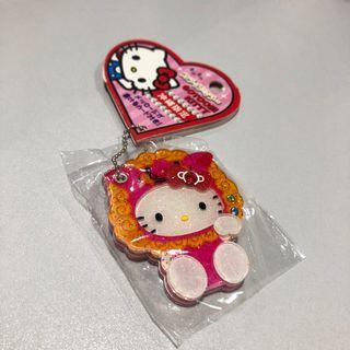 Hello Kitty 吊飾 Octopus 八達通