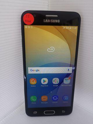 Samsung J5 prime black(used)