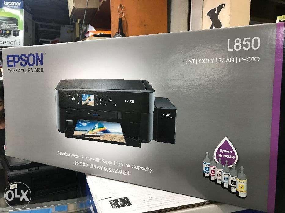 Epson L805 Sublimation Printer